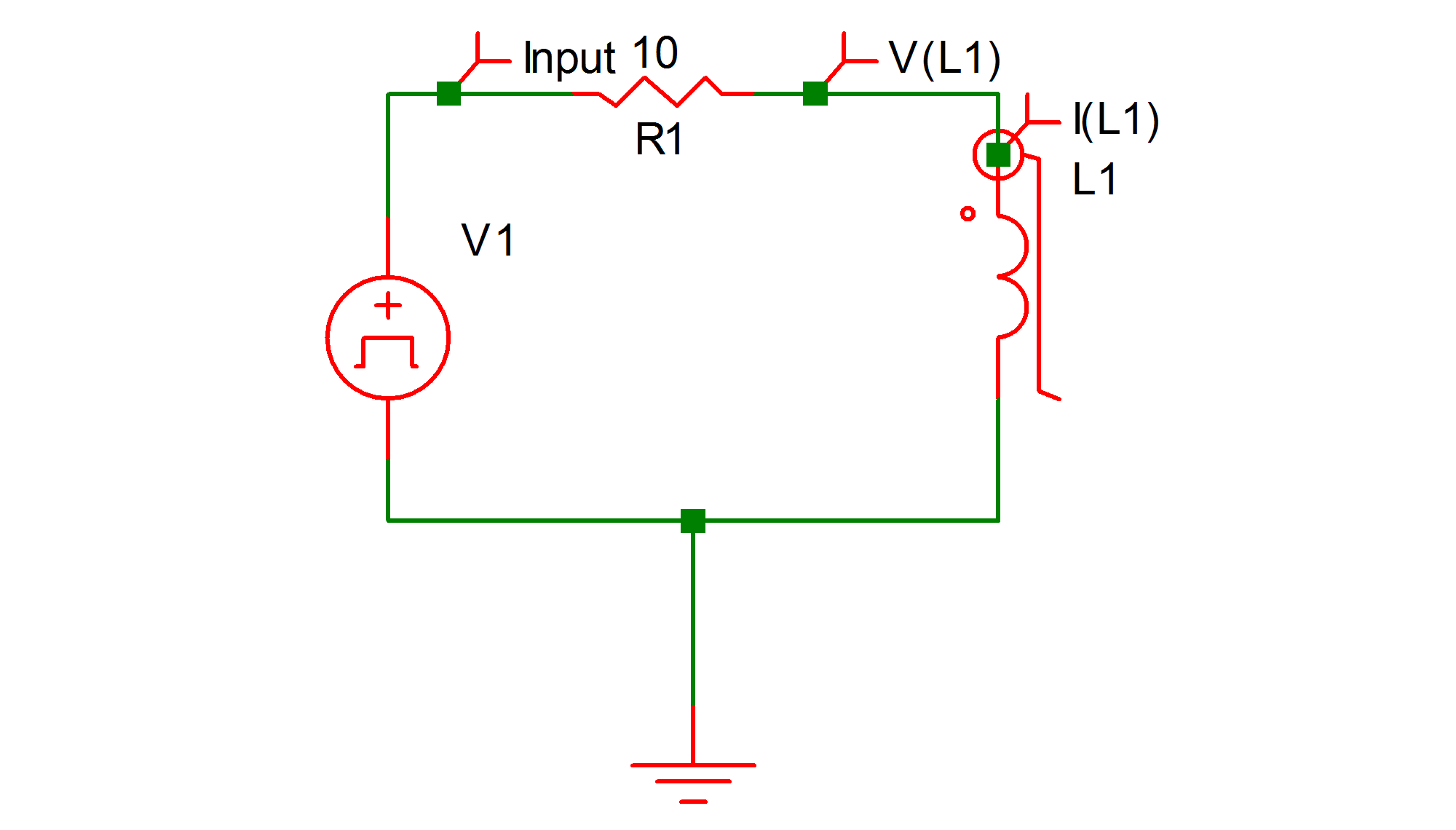 SIMPLIS Reference: Example 6 -- Saturable Inductor