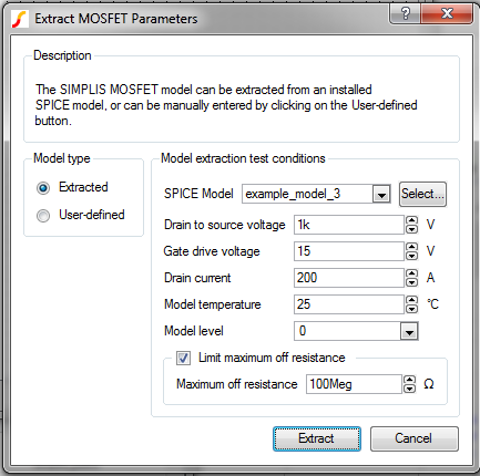 SIMPLIS Parts: Installing SPICE Models